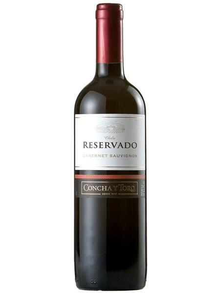 Vinho Concha Y Toro Reservado Cabernet Sauvignon