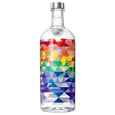 Vodka Absolut mix 1l