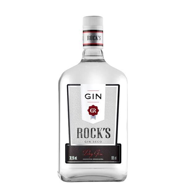 Gin rocks