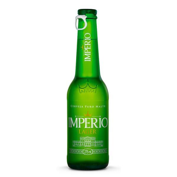 Cerveja Império Garrafa 275ml