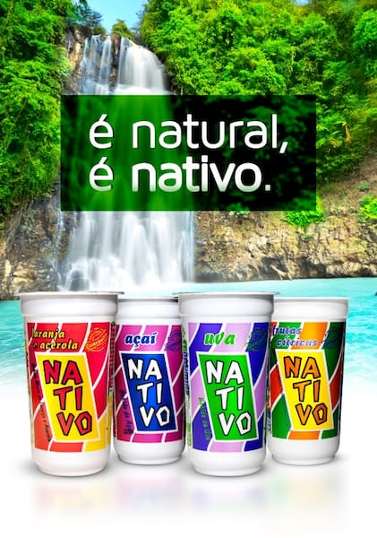 Suco nativo 290ml