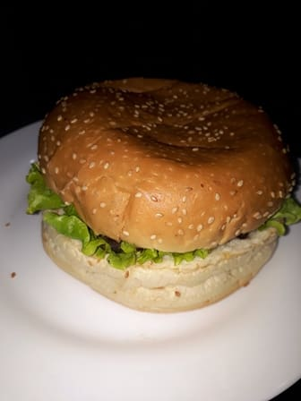 (11) Salada Burger Promo