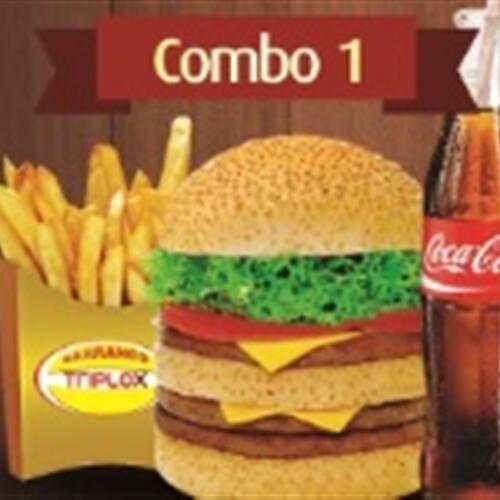 COMBO TRIPLO X