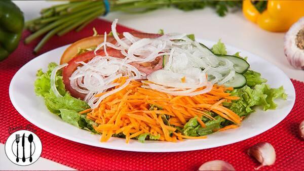 Salada simples/ individual