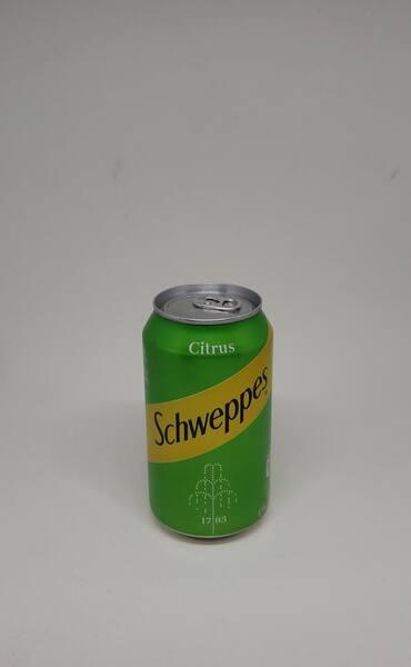 Schweppers citrus