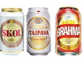 Cervejas latas 350ml