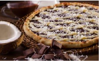 Black week: pizza de Prestígio grande