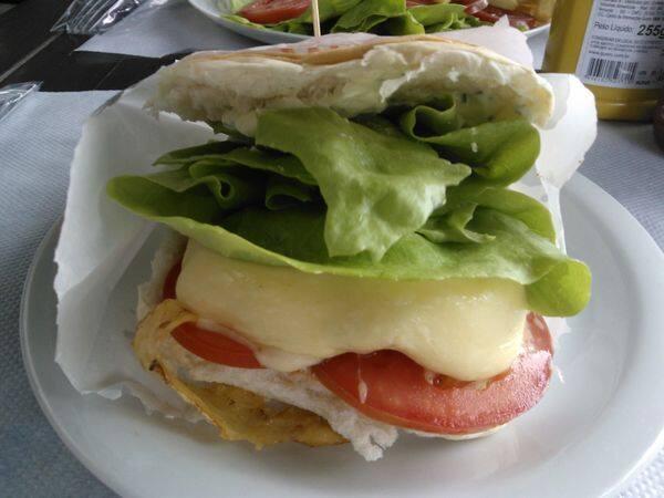 16- cheese salada