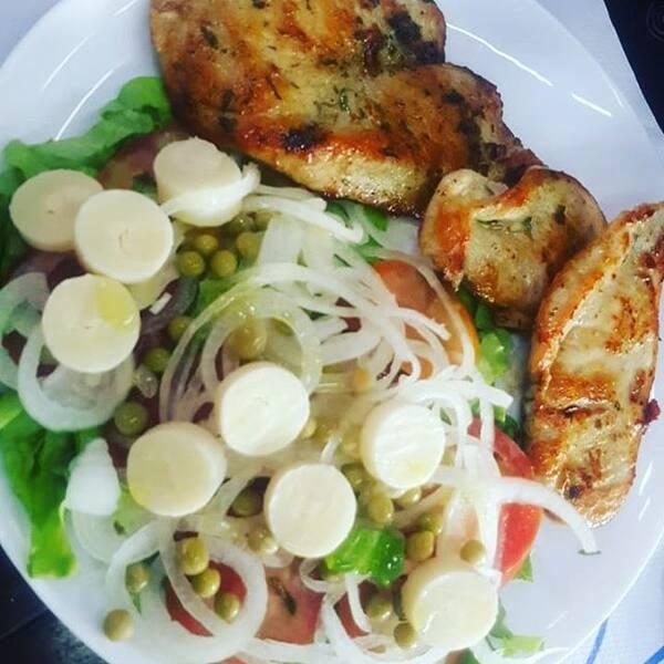 355 - salada caesar