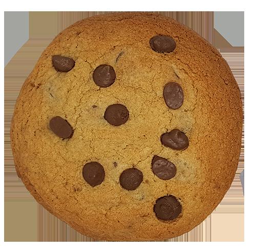 Cookie gotas de chocolate