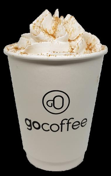 Cappuccino go coffee