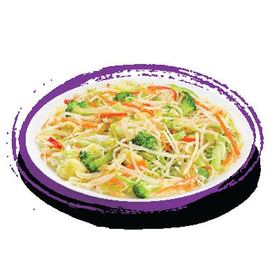 Chop-suey de legumes