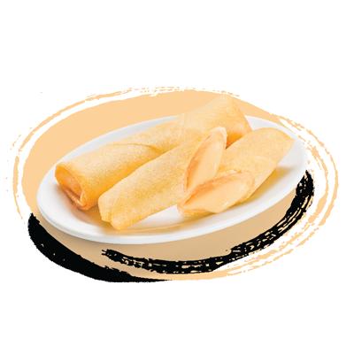 Rolinho de queijo