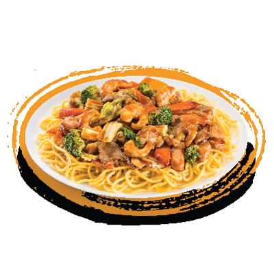 Yakisoba especial  (macarrão chop-suey)
