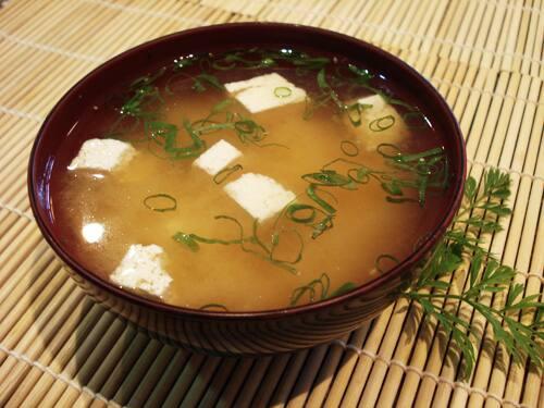 Missoshiro de Tofu