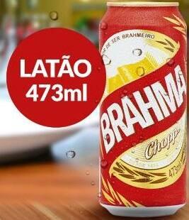 Cerveja - latão