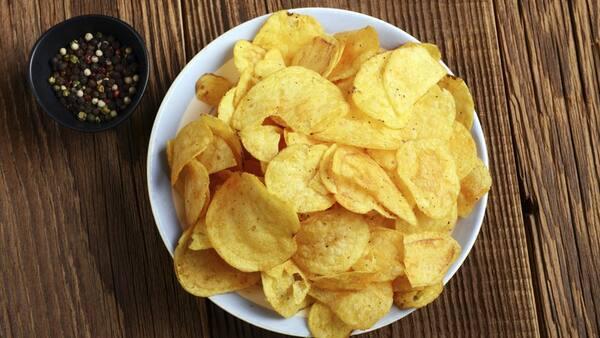 Batata Chips (Individual)