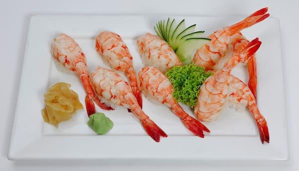 Ebi sushi - 9 unidades