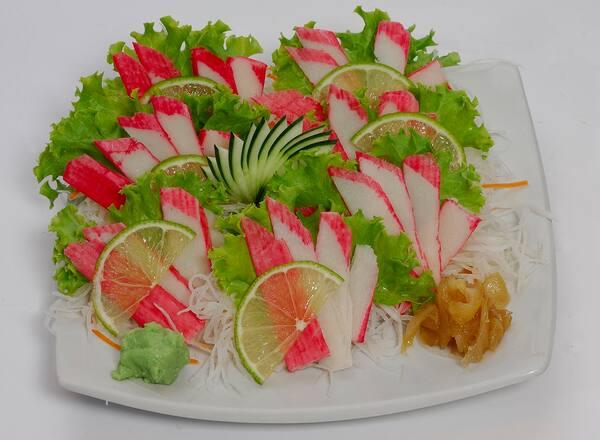 Sashimi kani - 10 unidades