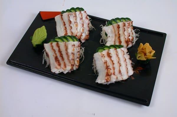 Sashimi takô - 10 unidades