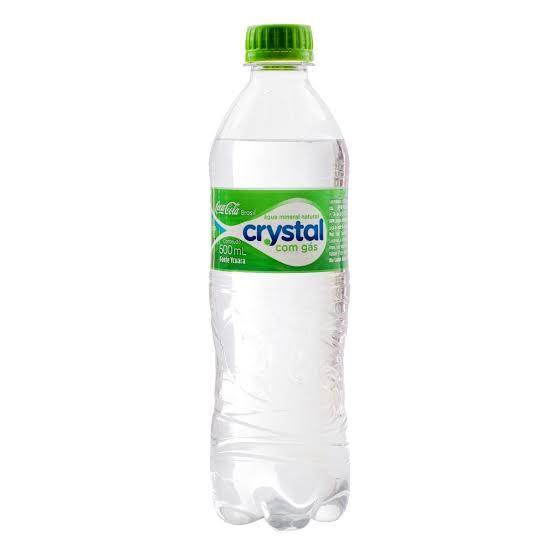 Água mineral  c/ gás