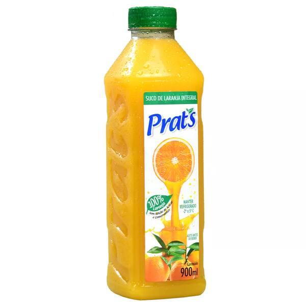 Suco prats laranja 900ml