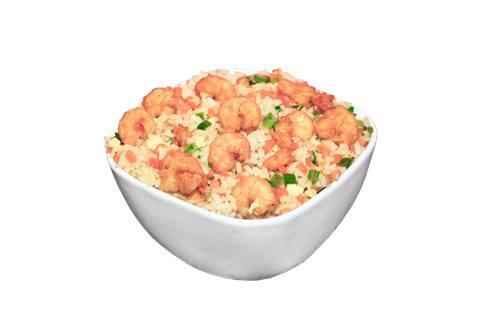 Yakimeshi especial de camarão 1p