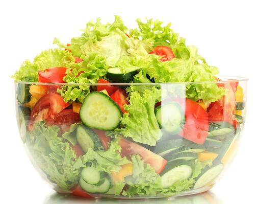 Salada nobre grande com grelhado a sua escolha!