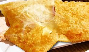 Pastel de queijo (6º feira)
