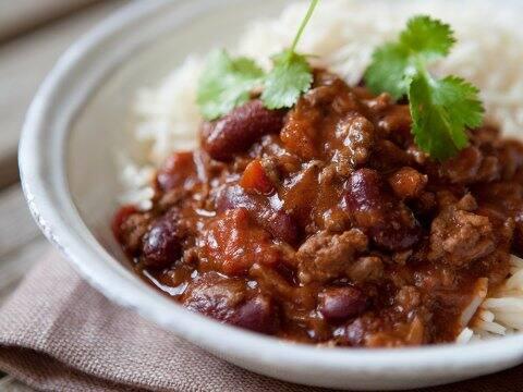 Chilli c/ carne (6º feira)