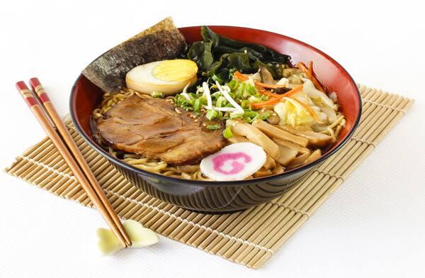 Tonkotsu shoyu lamen