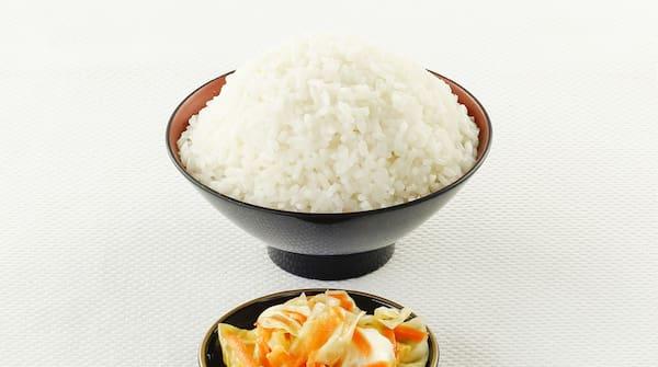 Raisu setto / arroz branco