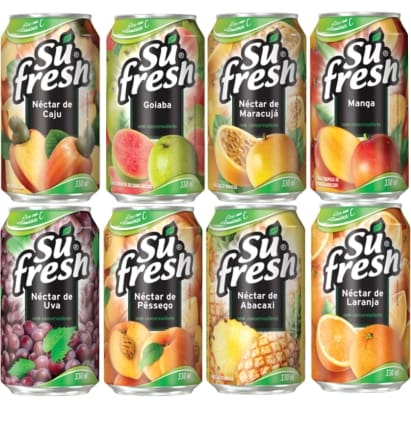 Suco su fresh - 300ml