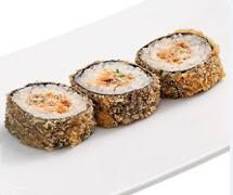 HOT ROLL SALMÃO GRELHADO