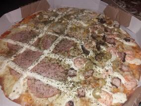 Pizza grande+refri 1l