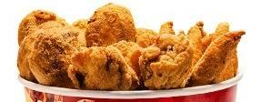 1 Pedaço de frango
