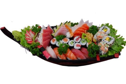 Combinado kamakura (33 peças)