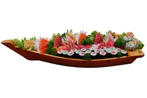 Combinado kamakura (66 peças)