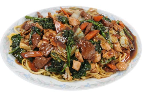 Yakissoba pote 500 ml com legumes
