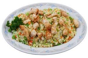 Risoto vegetariano pote 1.000 ml