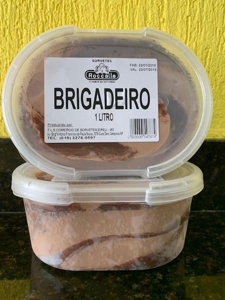 Brigadeiro 1 litro