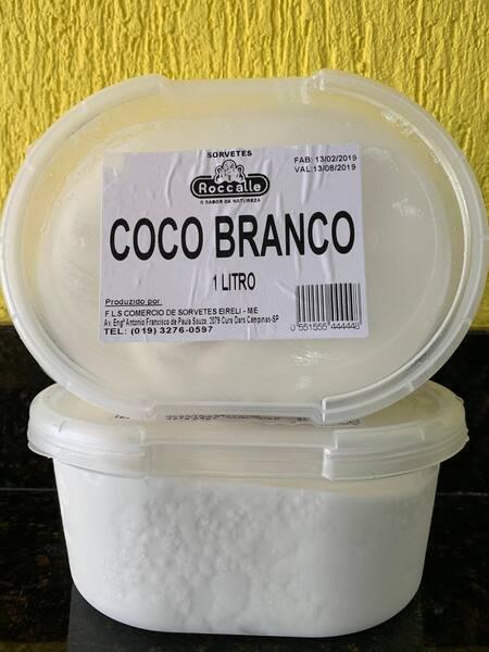 Coco branco 1 litro
