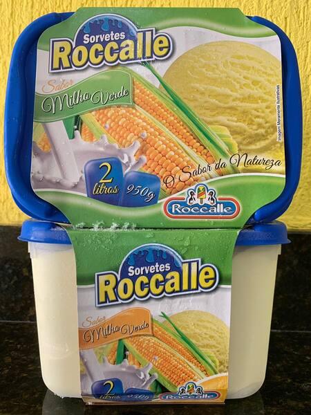 Milho verde 2 litros