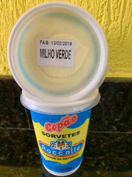 Milho 400 ml