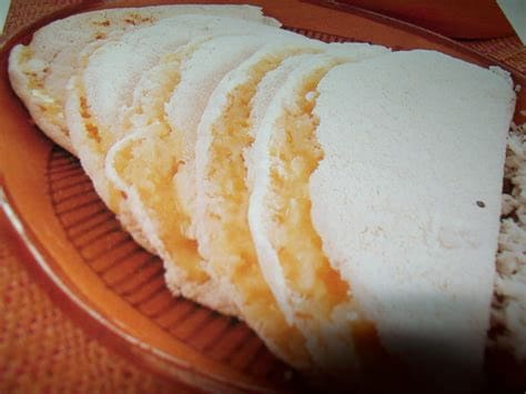 Tapioca Frango, Cream Cheese