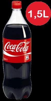 Coca-cola 1, 5L