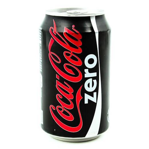 Coca Cola Zero - Lata