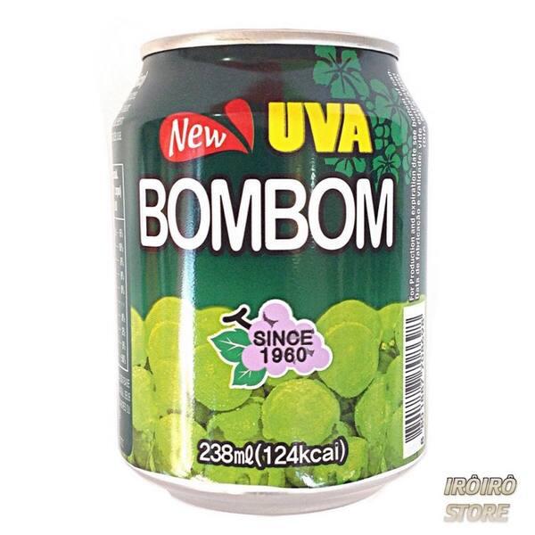 Suco de Uva Bombom