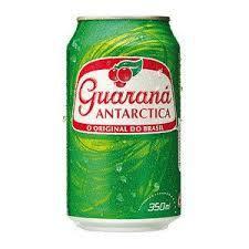 Guarána lata
