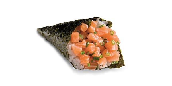 Temaki salmão - 120g
